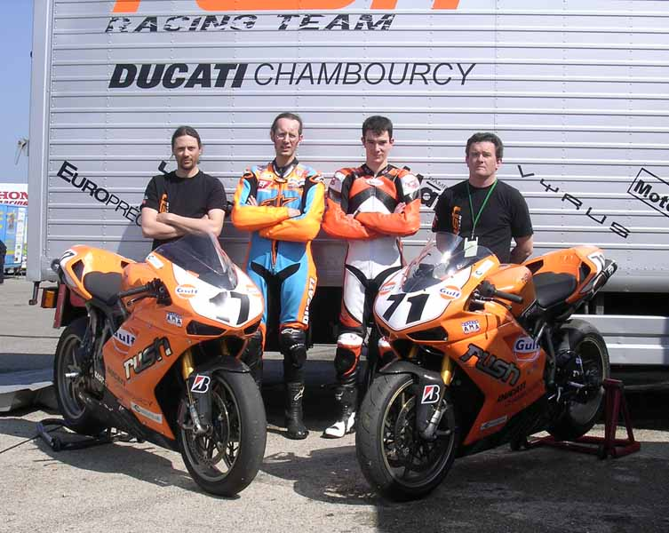 Rush Racing Team 2009
